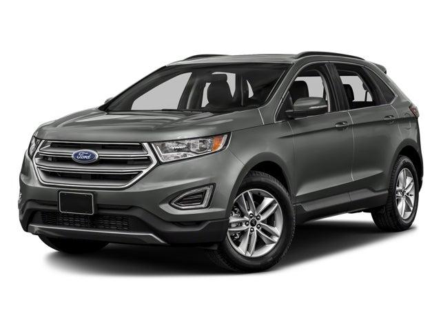 Ford Edge Titanium In Charlotte Nc Felix Sabates Ford Lincoln