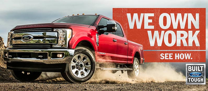 what's new for the 2017 ford super duty truck | performance ford