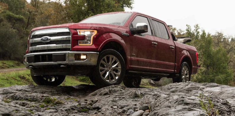 2017 Ford F 150 Wins Kelley Blue Book Best Buy Of The Year