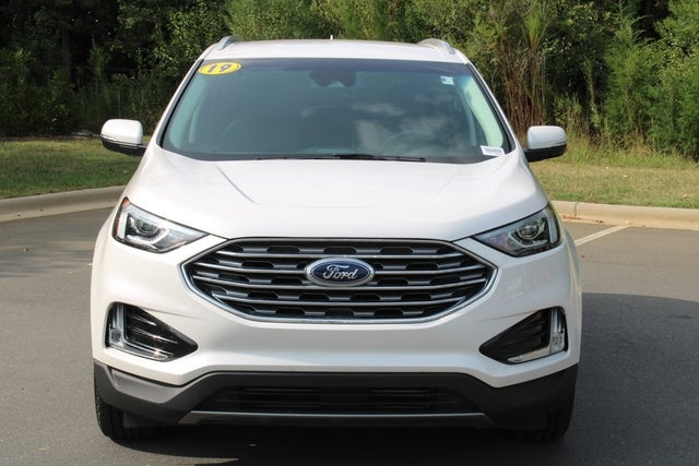 Ford Edge Sel In Charlotte Nc Felix Sabates Ford Lincoln