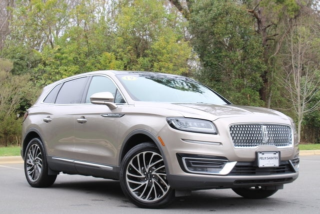 2019 lincoln nautilus reserve in charlotte nc felix sabates ford lincoln