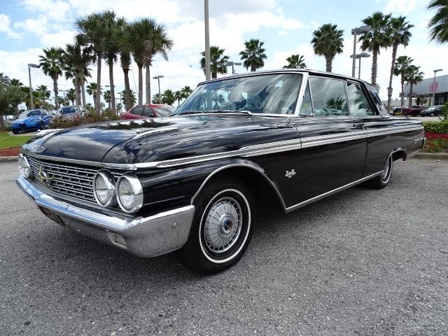 1962 Ford Galaxie 500 Base In Charlotte, NC   Felix Sabates Ford Lincoln