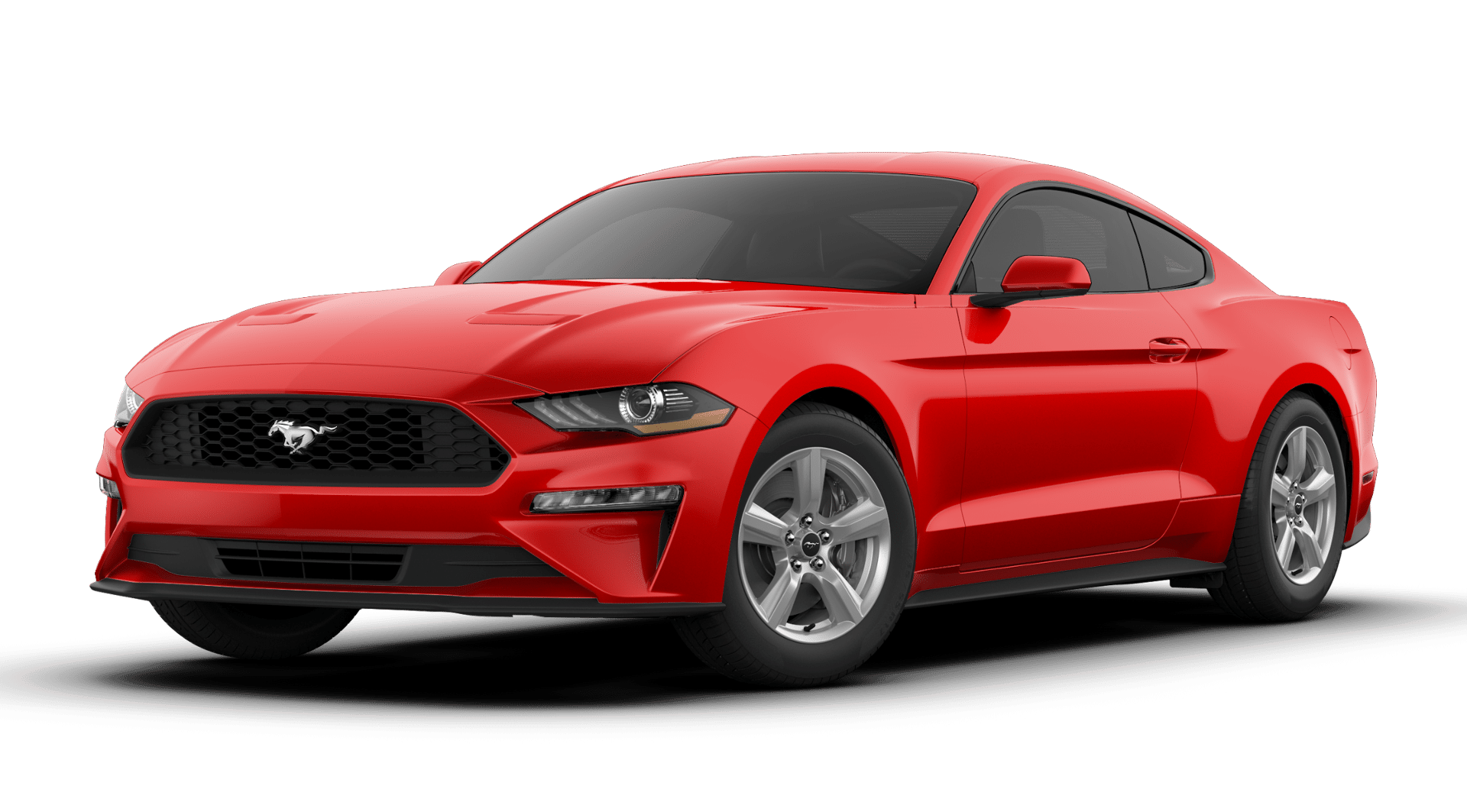 2019 ford mustang models
